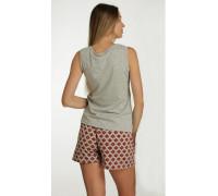 Комплект майка и шорты Darina