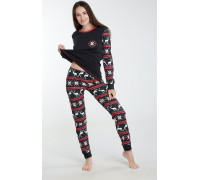 Стильная пижама Santa