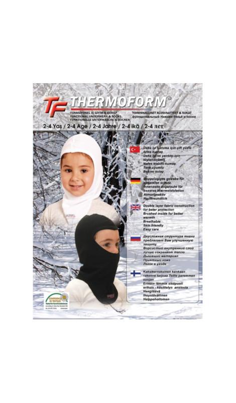 Детская термошапка-маска Kids