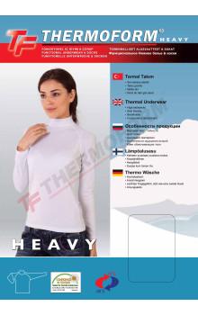 Женский термогольф с длинным рукавом CLASSIK